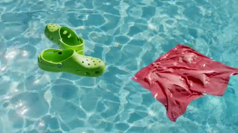 Crocs. Inc. TV Commercial. 'Pool Shoes' - iSpot.tv