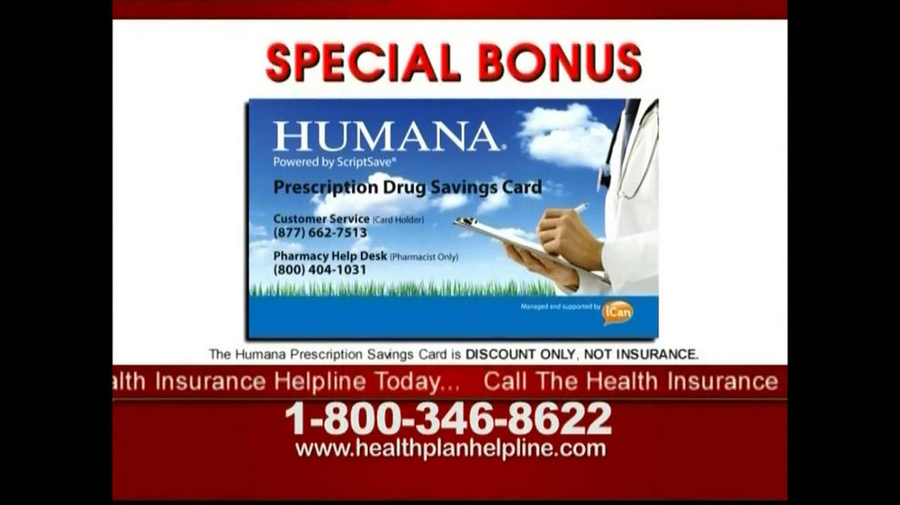 Health Insurance Helpline TV Spot - iSpot.tv