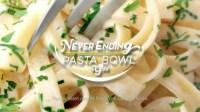 Olive Garden Never Ending Pasta Bowl Commercial Televisivo ...