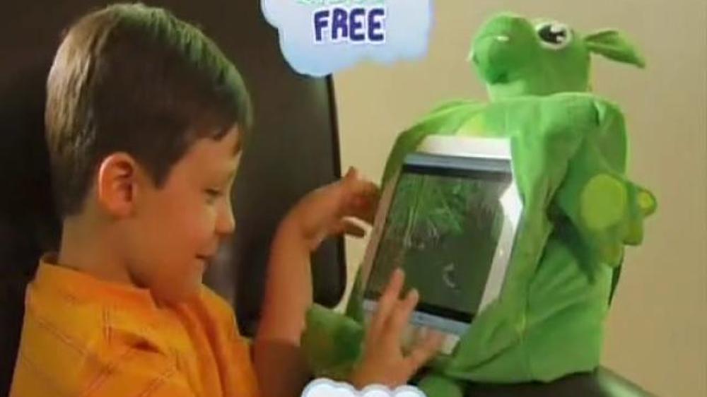 gogo pillow kids tv spot