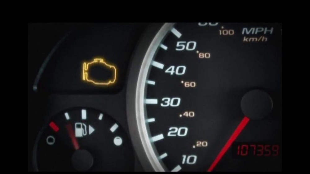 Meineke Car Care Centers TV Commercial Check Engine Light  iSpottv
