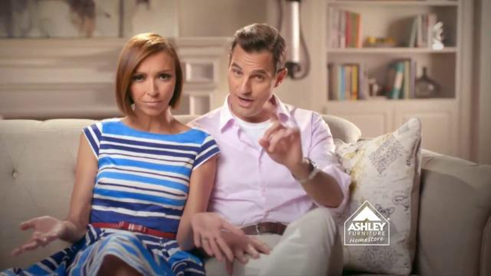 Ashley Furniture Stars Amp Stripes TV Commercial Ft