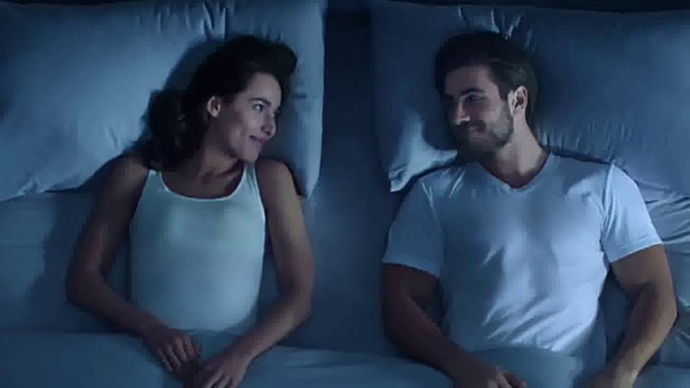 Sleep Number Ultimate Limited Edition Bed TV Commercial Couples  iSpottv