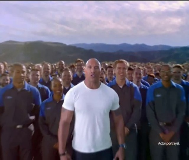 Ford Service Tv Commercial Keeping Your Ford On The Road Feat Dwayne Johnson T Ispot Tv