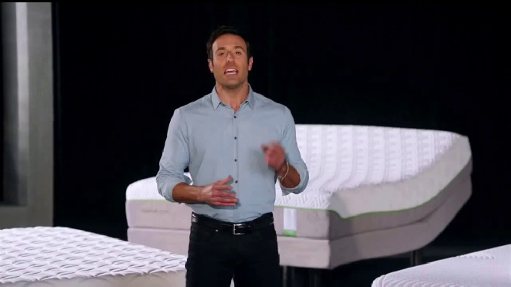 Rooms To Go TV Commercial TEMPUR Pedic Mattress