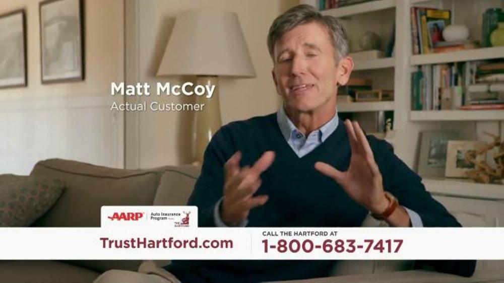 The Hartford Aarp Auto Insurance Program Tv Commercial Recovercare Advantage Ispot Tv