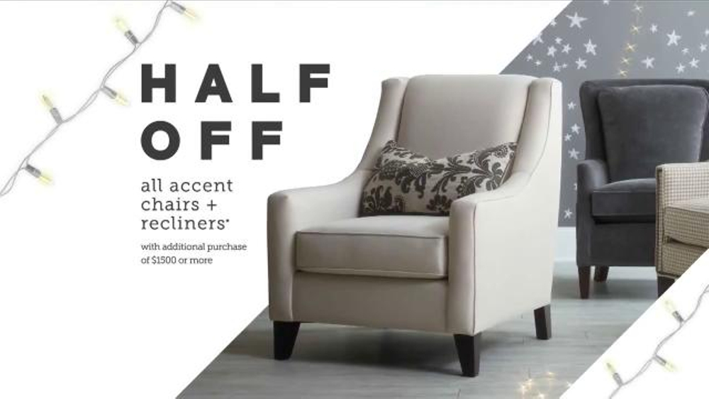 reclining accent chair captain chairs for boats bassett tv commercial and recliners ispot