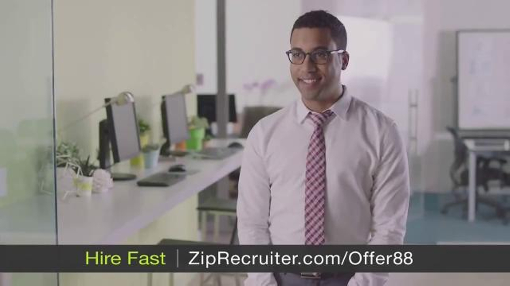 ZipRecruiter TV Commercial Hiring Is Tough  iSpottv