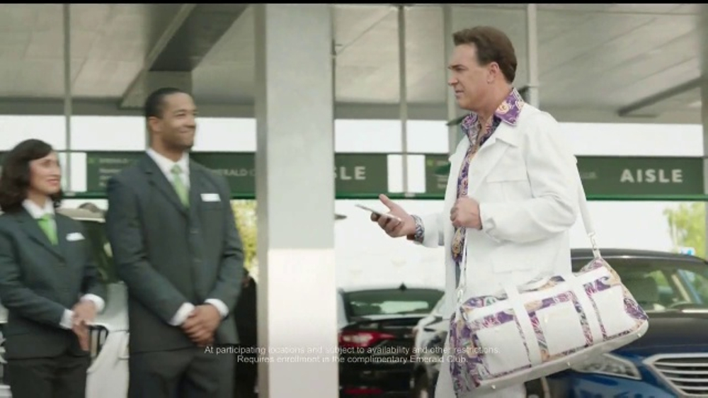 National Car Rental TV Commercial, 'Suits Me' Featuring
