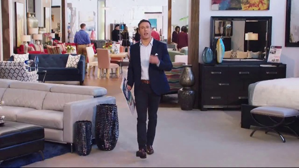 Rooms to Go Anniversary Sale TV Commercial You Get Both