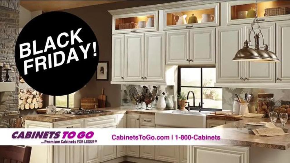 kitchen to go cabinets glass tile backsplash black friday event tv commercial limited time only ispot