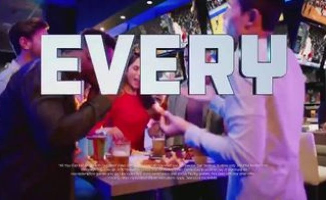 Dave And Buster S Thursdays Tv Commercial Unlimited