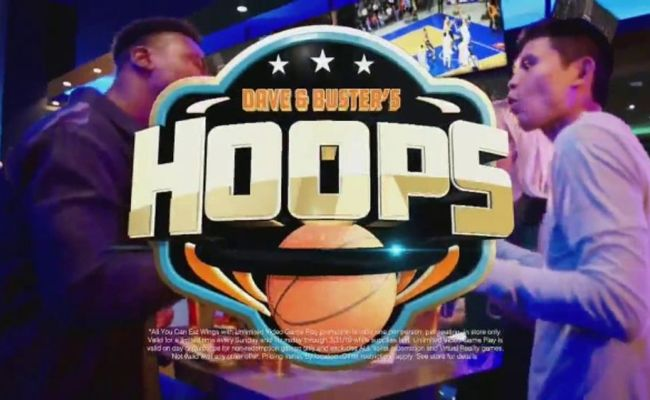 Dave And Buster S Tv Commercial 2019 March Madness