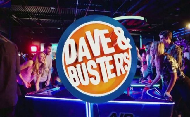 Dave And Buster S Hoops Tv Commercial Unlimited Games