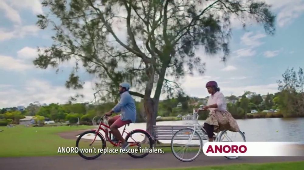 Anoro TV Commercial 'My Own Way: Breathe Better: $0 ...