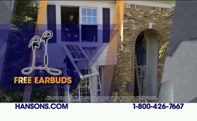 1 800 Hansons Cyber Monday Sale Tv Commercial Quality