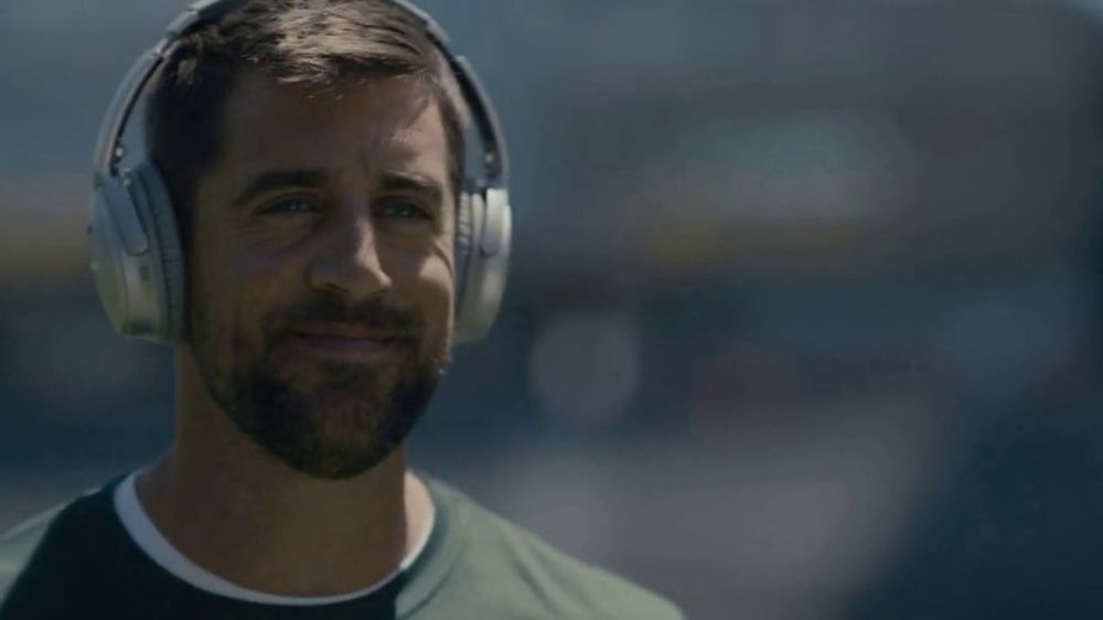Aaron Rodgers Commercial