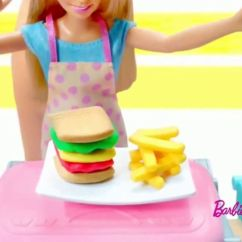 Barbie Kitchen Playset Modular Outdoor Units Ultimate Tv Commercial You Can Be A Chef Ispot