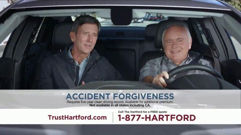 The Hartford Tv Commercial Take A Ride Featuring Matt Mccoy Ispot Tv