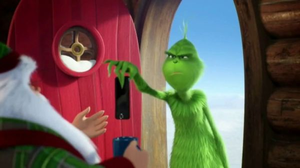 find the grinch phone number # 49