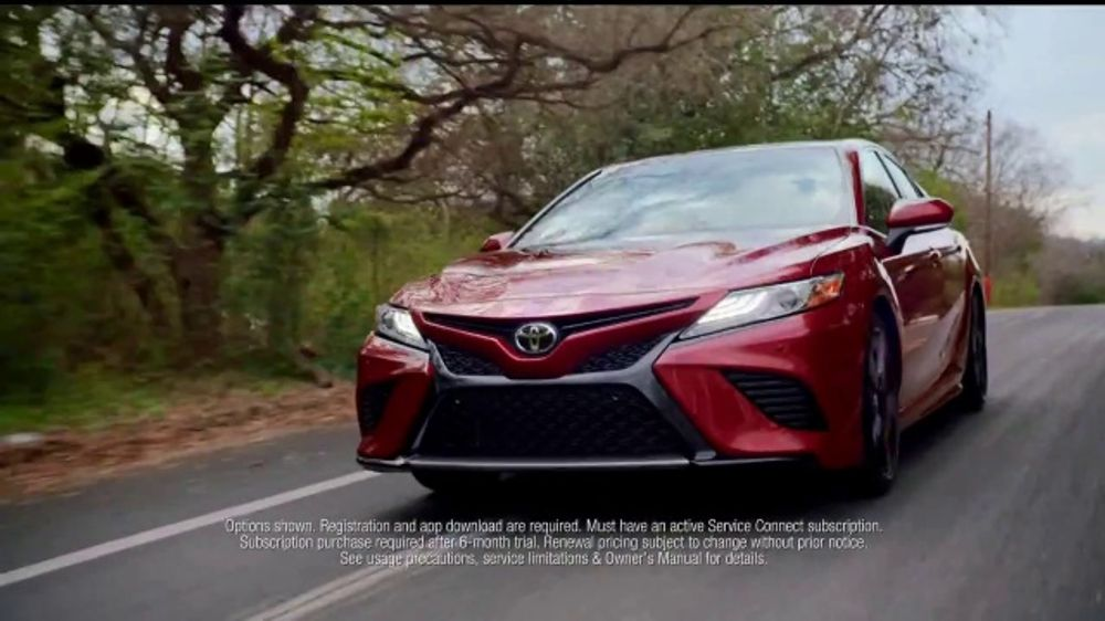 all new camry commercial agya trd silver 2018 toyota tv like nobody s watching song by robbie nevil t2 ispot
