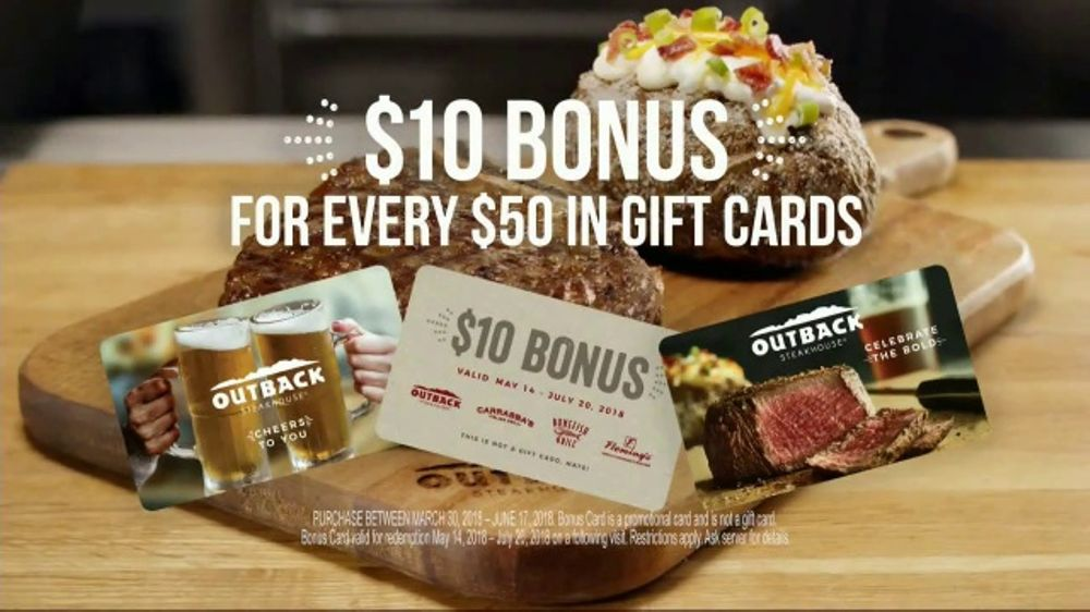 - Outback Steakhouse TV Commercial. 'Steak and Beer for Father's Day' - iSpot.tv