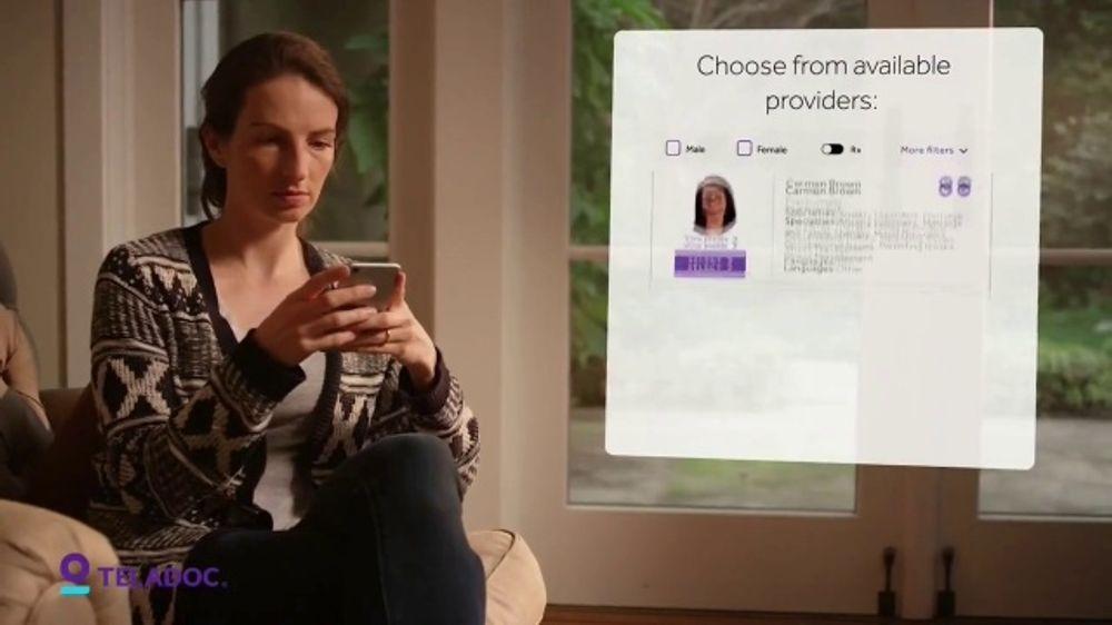 Teladoc TV Commercial 'Mental Health' - iSpot.tv