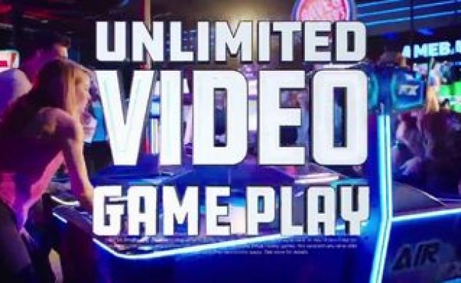 Dave And Buster S Eat Play Win Combo Tv Spot Ispot Tv