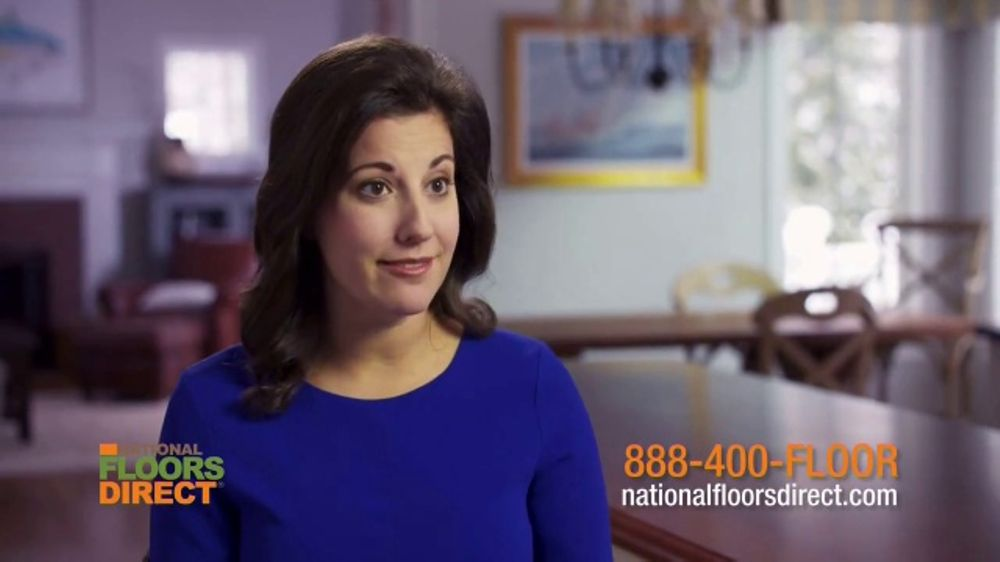 National Floors Direct TV Commercial Next Day