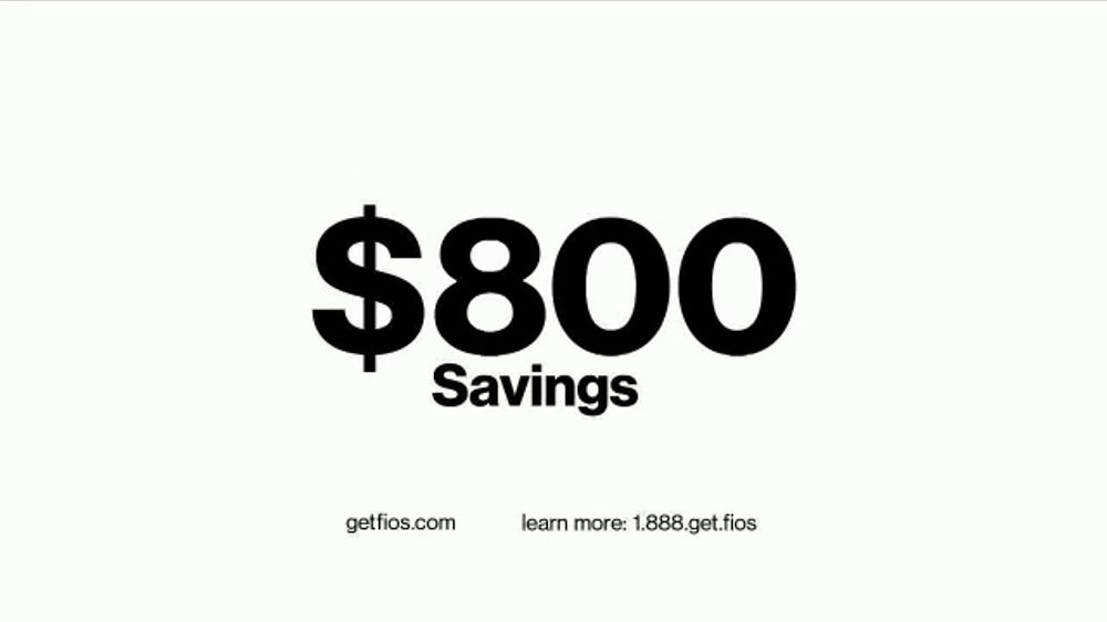 Fios by Verizon TV Commercial, 'Holiday: Great Offer