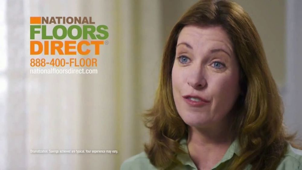 National Floors Direct TV Commercial Well Beat Anyones