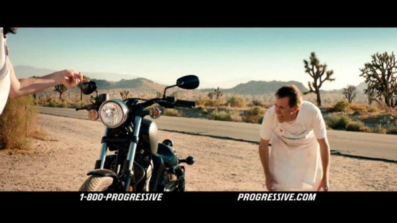 Progressive Motorcycle Insurance Tv