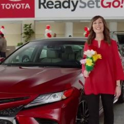 The All New Camry Commercial Grand Avanza 1.3 E Std A/t Toyota Ready Set Go Tv Flowers 2018 T2 Ispot