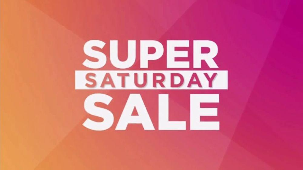 Kohls Super Saturday Sale TV Commercial Shirts Shoes