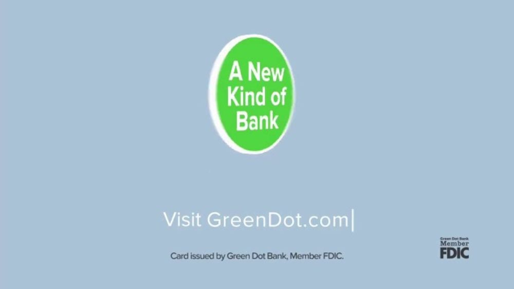 Apply now view important rates and disclosures. Green Dot 5 Percent Cash Back Visa Debit Card TV Commercial, 'No Fees' - iSpot.tv