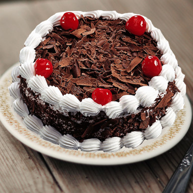 Black Forest Cake Winni Winni
