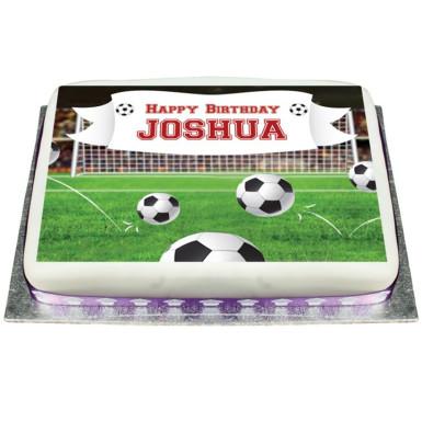 Football Photo Cake Winni