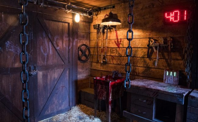 Jigsaw Escape Room Is The Ultimate Escape Room For New