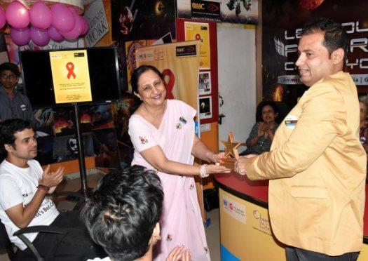Honouring Cancer Survivors -Bangalore .