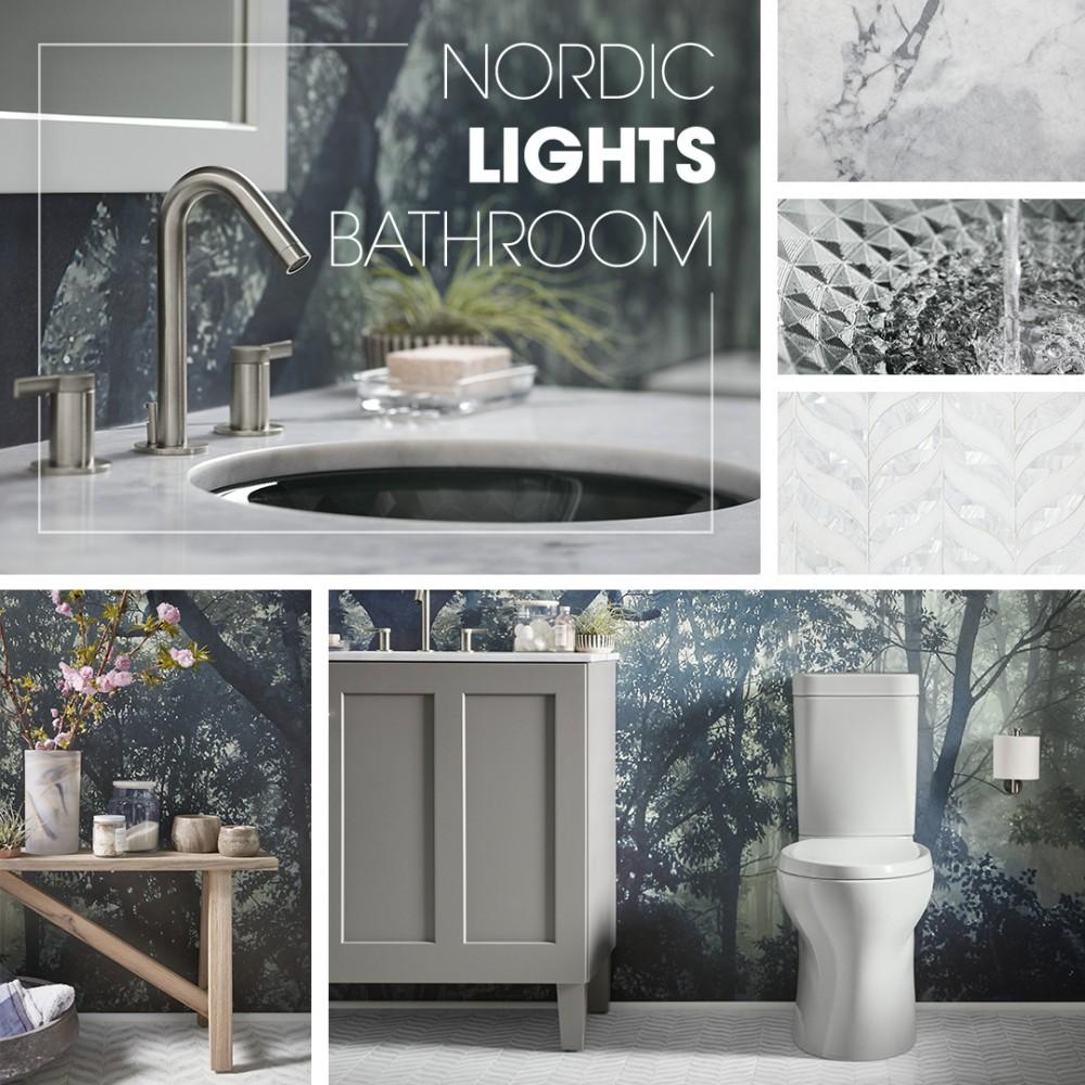 nordic lights bathroom kohler ideas