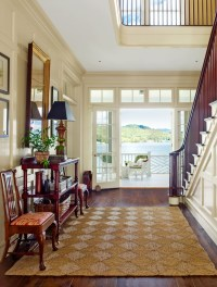 Traditional Entrance Hall by Architectural Digest | AD ...