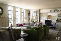 Contemporary Living Room by Janson Goldstein by ...