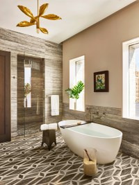 Bathroom by Dufner Heighes by Architectural Digest | AD ...
