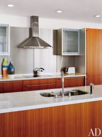 Modern Kitchen by Alexander Gorlin by Architectural Digest ...