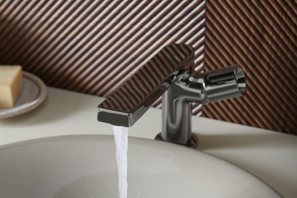 Composed Faucet in Titanium Finish from Kohler