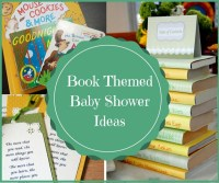 Book Themed Baby Shower Ideas   TODAY.com