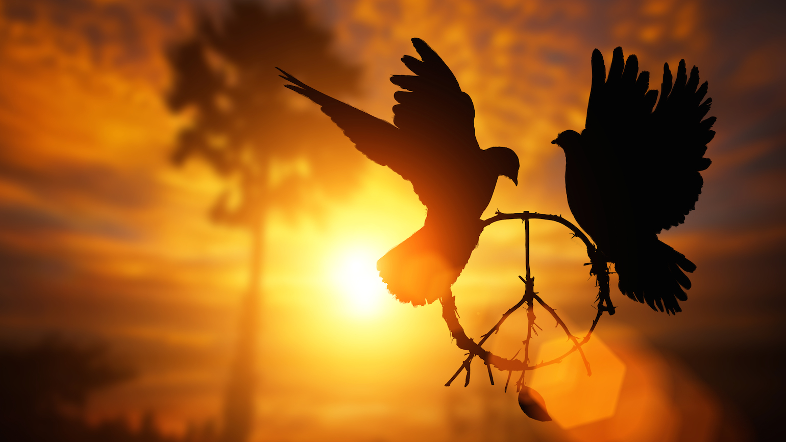 The Gift Of Peace In A Troubled World Guideposts