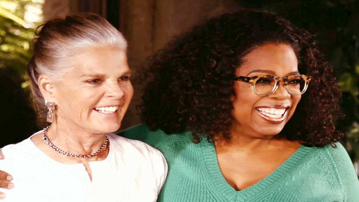 Ali MacGraw Shares Relationship Struggles With Oprah On