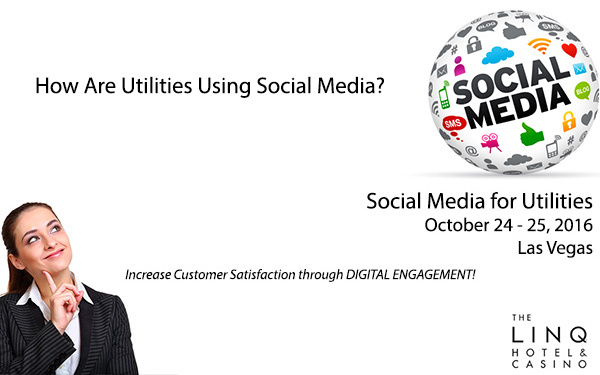 Social Media for Utilities Las Vegas