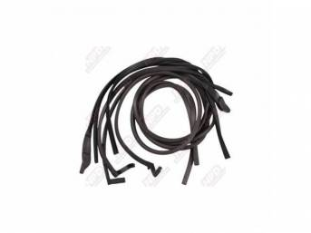 1948-79 Ford Truck Weatherstrip Seals and Kits For Sale